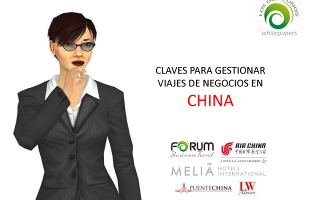Claves para gestionar viajes de negocios en China, nuevo whitepaper de Forum Business Travel