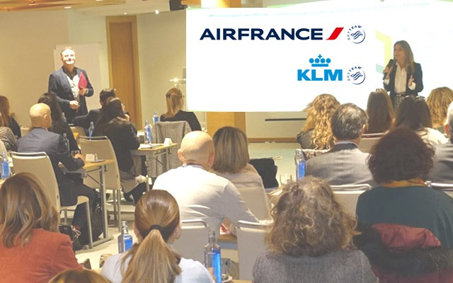 Air France-KLM se suma al Consejo de Patrocinadores de Forum Business Travel