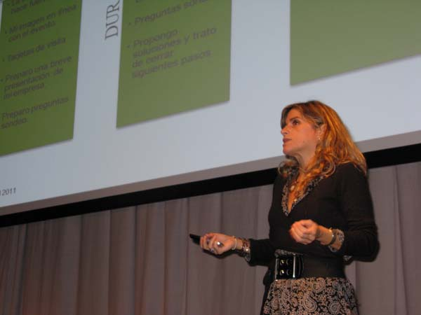 Ponencia de Natalia Ros, socia fundadora de Forum Business Travel