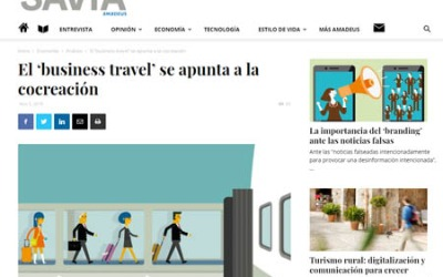 El 'business travel' se apunta a la cocreación
