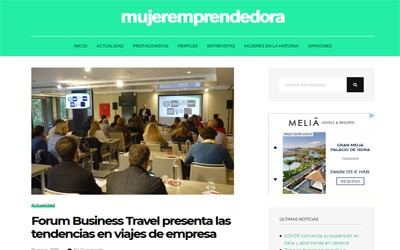 Forum Business Travel presenta las tendencias en viajes de empresa
